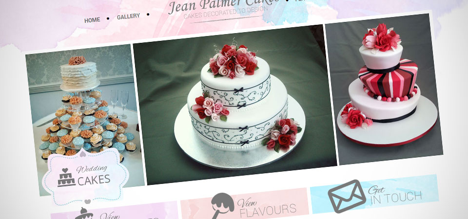 Jean Palmer Cakes